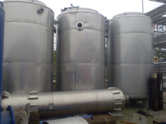 Bồn bể nước công nghiệp