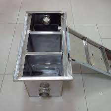 Thùng lọc mở - thiết bị bếp công nghiệp inox