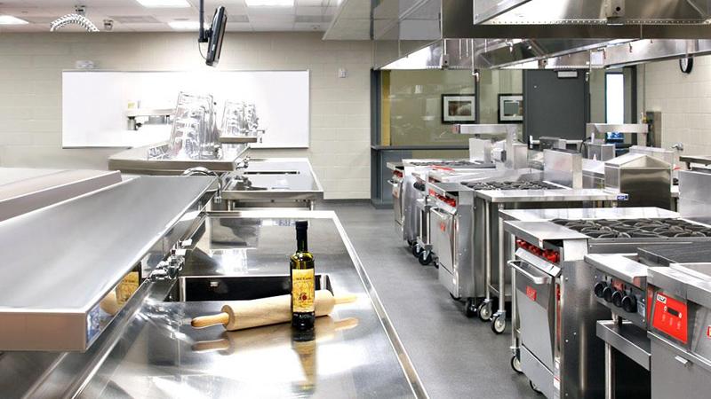 Bếp công nghiệp nhà hàng _ Inox Đức Thịnh